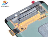 Сенсорный ЖК-экран сотового телефона для Samsung S6 Edge Plus LCD дигитайзер +сенсорный экран в сборе