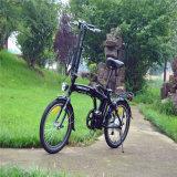 2016 New Design 20 '' Folding Electric Bike