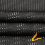 Tissu élastique tricoté de Lycra de Spandex de polyester pour la forme physique de vêtements de sport (LTT-HSWY#)