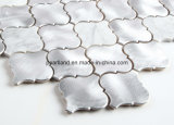 알루미늄 모자이크 타일 돌 Matel는 훈장 부엌 Backsplash 목욕탕 벽 도와 Aasllb2301를 타일을 붙인다