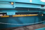 Anhui Huaxia QC12K (y) Guillotina hidráulica Máquina de esquila de luces de giro