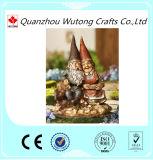 Figurines Gnome изготовленный на заказ оптовой продажи орнамента сада симпатичные