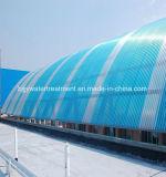 防火効力のあるFRPの波形の屋根ふきのボード、ガラス繊維の屋根ふきシート