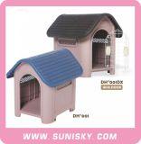 Hundehaus-großes im Freien Hundehaus-Plastikhundehaus