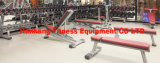 ボディービル機械、体操装置、装置オリンピック適性平らなベンチ(PT-942)