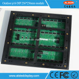 P16 SMD LED de cores no exterior o módulo do Mostrador