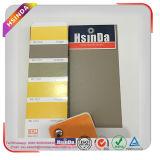 Песка краски брызга цвета Ral 1019 покрытие порошка текстуры серого бежевого миниое для отделки металла
