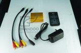Uitrusting 1080P 1CH BR DVR van het Toezicht van het Systeem van de auto de Video