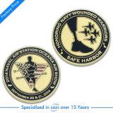 Мода пользовательские цинкового сплава задачей военной полиции монеты