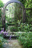 Künste und Fertigkeit-bearbeitetes Eisen-Gatter für Garten