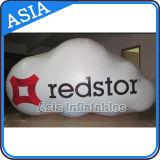Cloud Shape Self Inflating PVC Flying Cloud, Publicité Custom Logo Inflatable Cloud