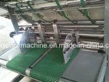 Atm-1600h flûte semi-automatique Machine à revêtir pour le collage de carton ondulé