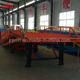 Goedkope Prijs de Mobiele Helling die van de Leverancier van China van 6 Ton Hydraulische Container voor Verkoop laden