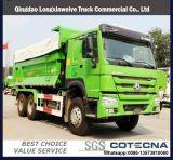 Sinotruk HOWO 6X4 20-30ton 15cbm 덤프 팁 주는 사람 트럭