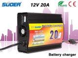 Suoer cargador de batería de alimentación cargador de batería de 20 a 12V Cargador Solar de buena calidad con el modo de carga Four-Phase (MA-1220/MA-1204)