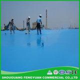 A cura de umidade Polyurea Revestimento elastômero de poliuretano