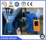 WC67 hidráulica máquina de doblado 63/3200/paralelo prensa de doblado en tándem