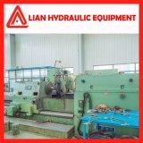 Tipo de regulação personalizada viagem reta do cilindro hidráulico para a indústria metalúrgica