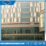 Стекло безопасности прокатанное для конструкции фасадов /Building ненесущей стены стеклянных стеклянных