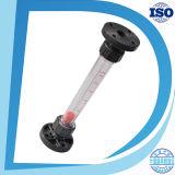 Compteur de débit en plastique de canalisation d'industrie de rotamètre de tube de l'eau de Lzs Dn15