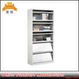 Estante de compartimiento del almacenaje del metal de la alta calidad del equipo de escuela Jas-067/estante de libro