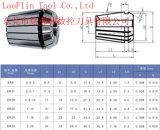 Механические инструменты CNC Er цыпленок Collet весны высокой точности 25 Collet установленный