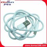 Вспомогательное оборудование мобильного телефона связало проволокой кабель данным по USB на iPhone 5, 6