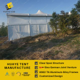 Большая напольная алюминиевая структура резвится шатер для случая футбола