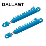 Colpo personalizzato 800 millimetri che si scambiano cilindro idraulico ad effetto doppio