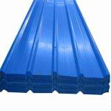 Revestido de color Precio de la hoja de impermeabilización de cubiertas de acero corrugado
