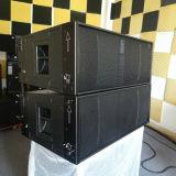"""O estilo de Martin Dual 12 """" a linha 3-Way PRO áudio da disposição (LA-20)"""