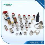 Protección IP68 Prensaestopas metálicos tipo EMC