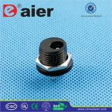 C.C. de cobre Jack do Pin 2.1mm/2.5mm de Internal