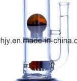 11.8 pollici che fumano il tubo di acqua di vetro del narghilé di Shisha