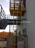 Elevatore di merci Chain idraulico approvato del CE