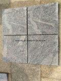 Natürlicher Tiger-Haut-Gelb-Granit für Wand-Umhüllung-Bodenbelag-Fliese/Platte /Countertop