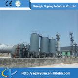 Maquinaria automática da destilação do petróleo cru do petróleo da carga de Sluge do petróleo de motor de Continious