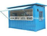 Het nieuwste Snelle Huis/de Staaf van de Koffie van de Installatie Geschikte Mobiele Geprefabriceerde/Prefab
