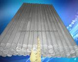 De hoge Ceramische Buis van de Bescherming van het Thermokoppel van het Warmtegeleidingsvermogen voor het Verwarmen van Smeltingen