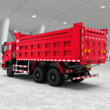 40 toneladas de carga caminhão HOWO Dumper veículo usado Caminhão Basculante