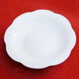 中国テーブルウェア卸売の白い陶磁器の版