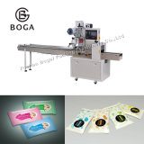 PLC Control Automatic Baby Wipes/Wet Tissue/Napkin Packing Machine