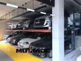 Parcheggio idraulico dell'elevatore dell'automobile di alberino dell'impilatore 2 della Tabella di elevatore del veicolo