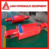 Double cylindre hydraulique temporaire pour l'industrie