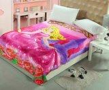 نمو مرجان يغطّي صوف أريكة أريكة أغطية فصل صيف أغطية