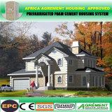 Vor-Gebildetes Behälter-Haus, Stahlrahmen-Behälter-Haus-Landhaus-Büro-Häuser