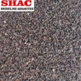 Os abrasivos de óxido de alumínio castanho