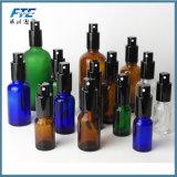 20ml 50ml 100ml orange vert bouteille de parfum vaporisateur transparent bleu Le flacon en verre pour le parfum