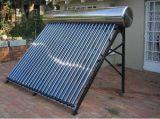 100L 200L 300L Verwarmer van het Water van de Pijp van de Hitte van het Koper de Zonne