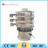 Separatore vibratorio del setaccio per la separazione di materiali fini di formato